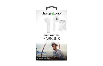 AUDIFONO CHARGE WORKS EARPODS, BLANCO (DENTRO DEL OIDO)