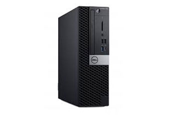 COMPUTADORA DELL OPTIPLEX 7060 SMALL FORM FACTOR XCTO, I7-8700 4.6 GHZ, 8GB (2X4G) 2666MHZ, 1TB, DVD+/-RW, W10 PRO 64-BIT MULT,MS, 1X HDMI/2X DISPLAY-PORT, PUERTO VGA, TECLADO INGLES