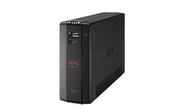 UPS APC BX1350M-LM60 BACK-UPS PRO, 1.350KVA (1350VA), 810 WATTS, INPUT 88 - 139 V / OUTPUT 120V, LCD SCREEN.