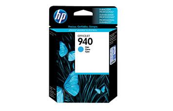 CARTUCHO HP 940 CYAN OFFICEJET INK CARTRIDGE (C4903AN) 10ML