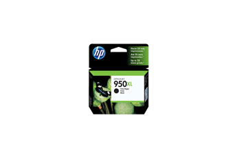 CARTUCHO HP 950XL - HIGH YIELD - BLACK - ORIGINAL - INK CARTRIDGE - FOR OFFICEJET PRO 251DW, 276DW, 8100, 8600, 8600 N911A, 8610, 8620.