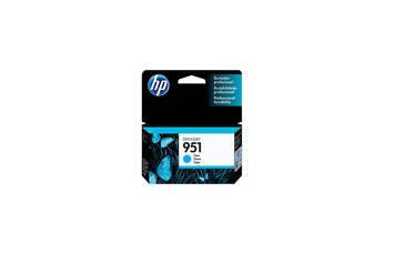 CARTUCHO HP 951 - PRINT CARTRIDGE - 1 X PIGMENTED CYAN COMPATIBLE PRODUCTS —HP BUSINESS INKJET AND OFFICEJET PRO PRINTERS8100 - N811AHP MULTIFUNCTION AND ALL - IN - ONE PRODUCTS8600 - A911A, 8600 PLUS - N911G, 8600 PREMIUM - N911N.