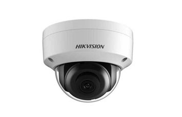 CAMARA DE VIGILANCIA, HIKVISION, ULTRA - LOW LIGHT NETWORK DOME, 2MP, RESOLUSION A 30FPS 1920 X 1080, IR LEDS PARA VISION NOCTURNA HASTA 100, 8MM FIXED LENS.