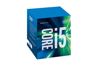 CPU INTEL CORE I5-7500 3.4 GHZ QUAD-CORE, 6MB CACHE, LGA1151 (7MA GEN.)