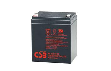 BATERIA CSB 12V 21W/C_5.1AH P PARA UPS APC