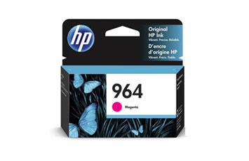 CARTUCHO HP 964 (3JA51A) - PRINT CARTRIDGE - 1 X MAGENTA - 700 PAGES, HP OFICEJET PRO 9020