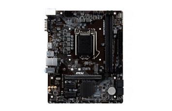 MOTHERBOARD MSI H310M PRO-VH PLUS, INTEL LGA-1151, 8VA. Y 9NA. GENERACION, MICRO-ATX, MEMORIA DDR4 HASTA 2666 MHZ, 2666/ 2400/ 2133, PS / 2 COMBO Y PUERTOS USB 2.0, PUERTO VGA, PUERTO HDMI, PUERTOS USB 3.1 GEN1, USB 3.1 GEN 1 Y PUERTO LAN, CONECTORES DE AUDIO HD