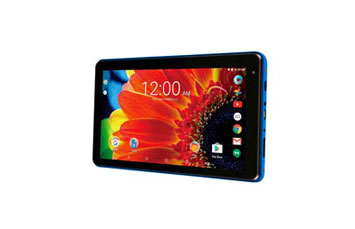 TABLETA RCA VOYAGER PRO 7 PULGADAS, 16GB, 1024 X 600, ANDROID 6.0 OS, 1GB DDR, 1.2GHZ QUAD- CORE, 1MP WEBCAM, WIFI AND BLUETOOTH V4.0, MICRO USB 2.0, TABLET INCLUYE: COVER CON TECLADO- BLUE