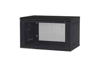 GABINETE DE PARED APC NETSHELTER WX 6U, PESO SOPORTADO 90.91 KG, BLACK