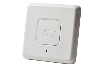 ACCESS POINT CISCO WIRELESS-AC/N DUAL RADIO WITH POE, IPV6, CON 2 PUERTOS 10/100/1000 ETHERNET.