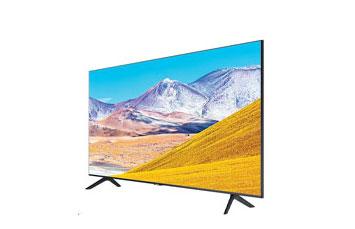 TELEVISOR SAMSUNG 50 PULGADAS, CRYSTAL UHD 4K, SMART, (3,840 X 2,160), 60HZ, 3 HDMI + 2 USB + ETHERNET