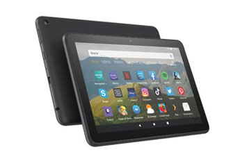 TABLETA AMAZON FIRE HD 8 PULGADAS, 1280 X 800 (189 PPP), 32GB, QUAD-CORE 1.3 GHZ CON 1.5 GB DE RAM ,CAM 2 MP,WI-FI , NEGRO.