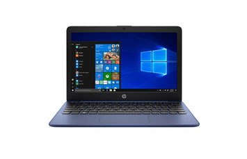 LAPTOP HP STREAM 11, 11.6 PULGAS, HD, INTEL CELERON N4000 1.10 GHZ, 4GB RAM, 32GB EMMC, WLAN AC, OFFICE 365 PERSONAL, 1X USB C, 2X USB 3.1, 1X HDMI, LECTOR TARJETA SD, WINDOWS 10 HOME S MODE, BLUE