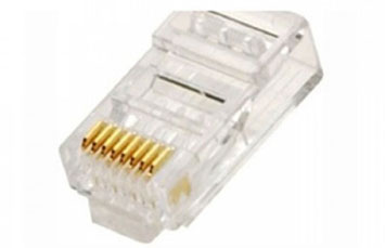 CONECTOR RJ45 NEXXT PARA RED CAT5 30U GOLD OVER