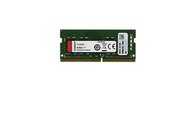 MEMORIA 8GB (1X8GB) KINGSTON, P/LAPTOP, DDR4, 2666MHZ, NON-ECC, CL19, SODIMM, 260 PIN (PC4-21300)