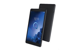 TABLETA ALCATEL 3T 10 PULGADAS, 2 GB RAM, 16 GB DE MEMORIA INTERNA, AMPLIABLES HASTA 128 GB CON MICROSD, COLOR NEGRO.