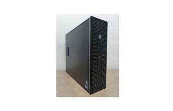 COMPUTADORA HP REFURBISHED PRODESK 400-600 G-1, I3 (4TA) 4130-4160, 3.10-3.40-3.60GBHZ, 4GB, 500GB-128SSD WIN10PRO