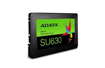DISCO DE ESTADO SOLIDO SSD ADATA 480GB, SATA 3, 2.5, 3D QLC NAND, LECTURA 520MB/S, ESCRITURA 450MB/S