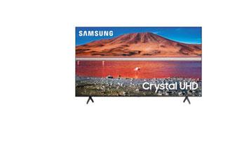 TELEVISOR SAMSUNG 65 PULGADAS, CRYSTAL UHD 4K, SMART, (3,840 X 2,160), 60HZ, 3 HDMI + 2 USB + ETHERNET